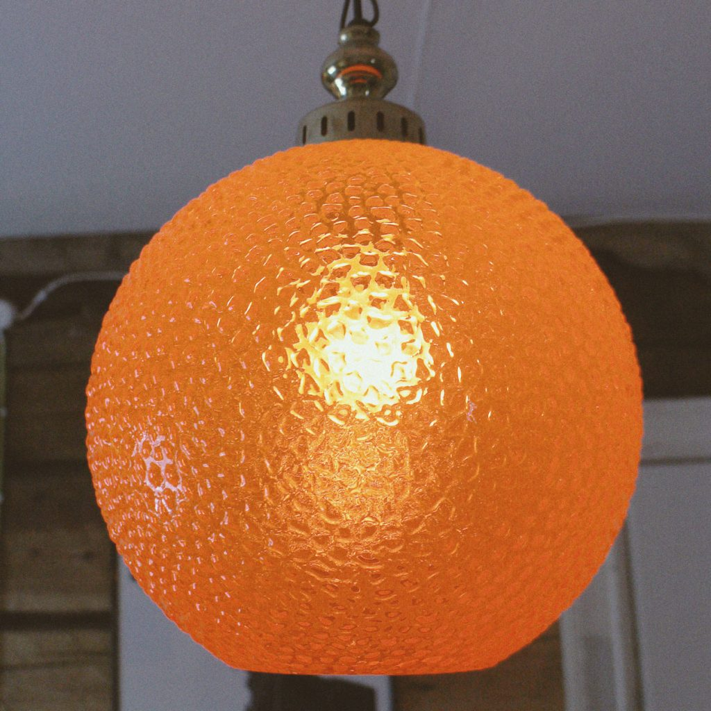 Appelsiini lamppu