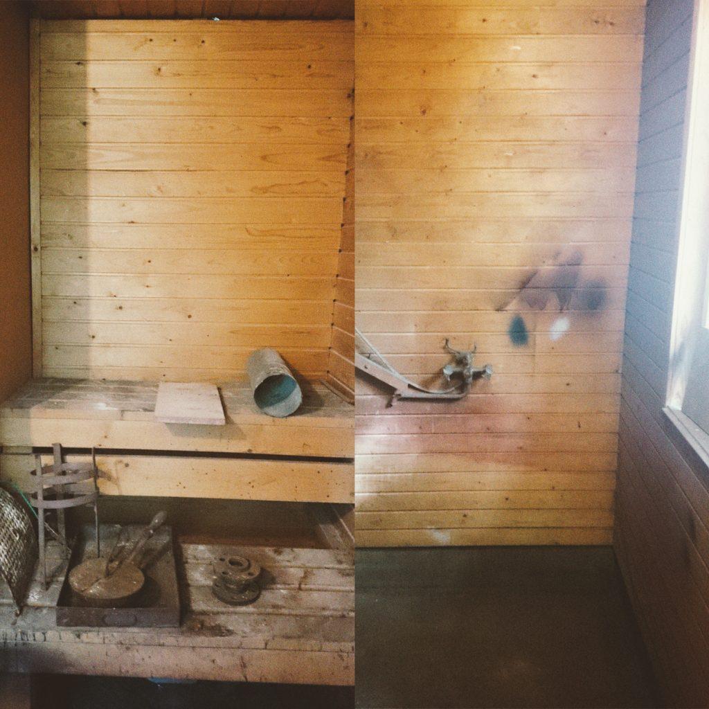 Saunaa remointoidaan